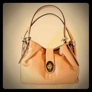 Coach Rose Pink Carlyle Madison Bag